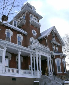 Louise Bennett Library, Weston, WV